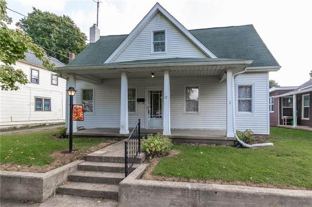 17 E Jackson Street, Knightstown, IN 46148 (MLS #21818269) :: Mike Price Realty Team - RE/MAX Centerstone