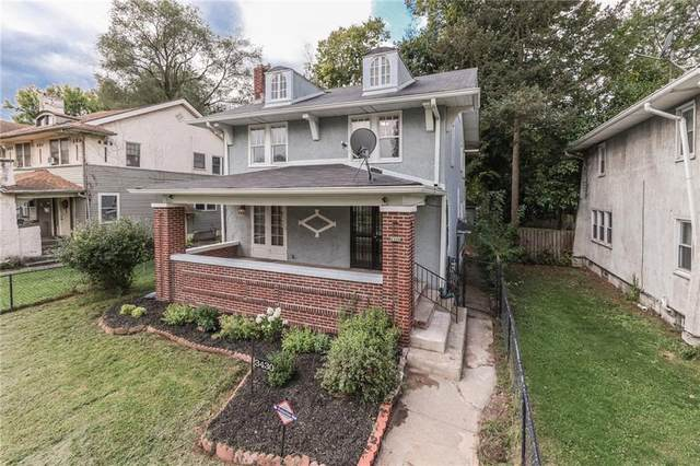 3430 Guilford Avenue, Indianapolis, IN 46205 (MLS #21818290) :: Mike Price Realty Team - RE/MAX Centerstone