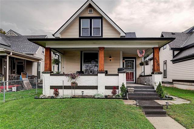 409 N State Avenue, Indianapolis, IN 46201 (MLS #21818310) :: Mike Price Realty Team - RE/MAX Centerstone