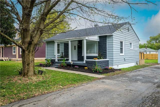 3616 N Riley Avenue, Indianapolis, IN 46218 (MLS #21818323) :: Mike Price Realty Team - RE/MAX Centerstone