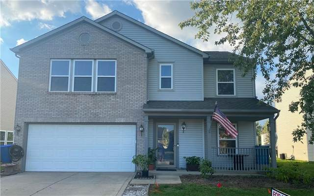 3362 Pavetto Lane, Indianapolis, IN 46203 (MLS #21818328) :: Mike Price Realty Team - RE/MAX Centerstone