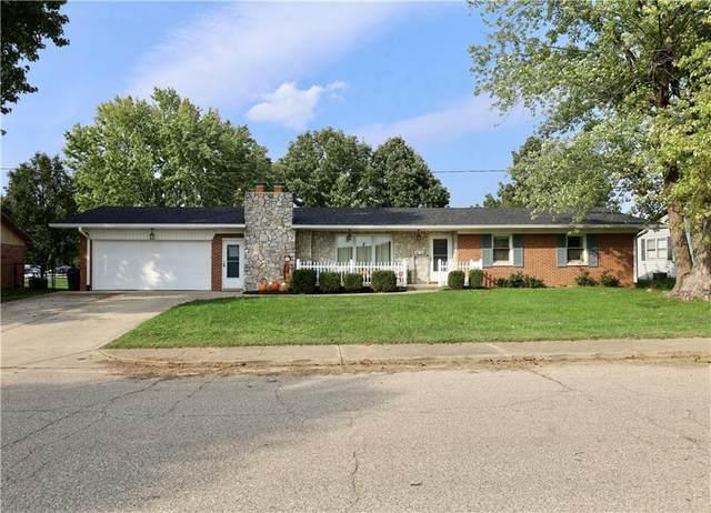 1850 Sunrise Street, Martinsville, IN 46151 (MLS #21818349) :: Ferris Property Group