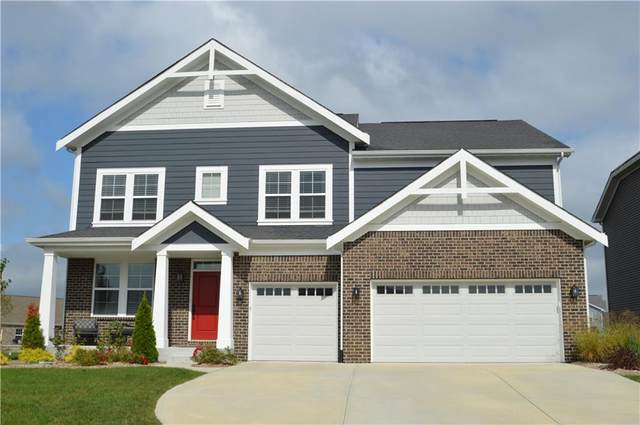 7612 Sunset Ridge Parkway, Indianapolis, IN 46259 (MLS #21818351) :: Ferris Property Group