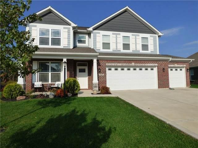 7253 Dugan Drive, Whitestown, IN 46075 (MLS #21818356) :: JM Realty Associates, Inc.