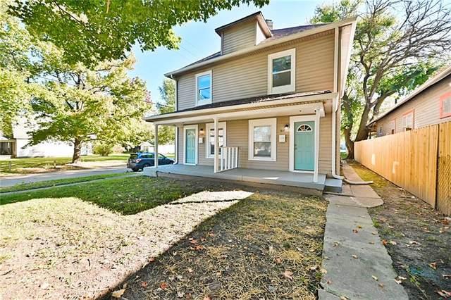 1237 N Oxford Street, Indianapolis, IN 46201 (MLS #21818391) :: AR/haus Group Realty