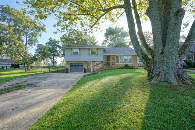 184 N 500 West, Anderson, IN 46011 (MLS #21818404) :: The Evelo Team