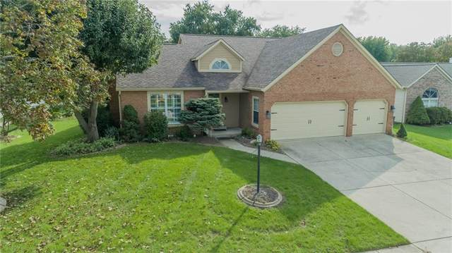 4549 Pepper Court, Indianapolis, IN 46237 (MLS #21818417) :: Mike Price Realty Team - RE/MAX Centerstone