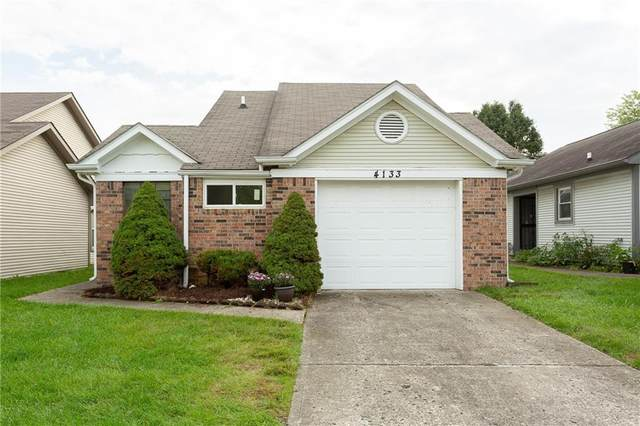 4133 Eagle Cove East Drive, Indianapolis, IN 46254 (MLS #21818419) :: Mike Price Realty Team - RE/MAX Centerstone