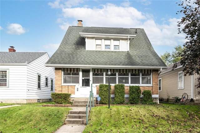 857 N Bosart Avenue, Indianapolis, IN 46201 (MLS #21818422) :: Mike Price Realty Team - RE/MAX Centerstone