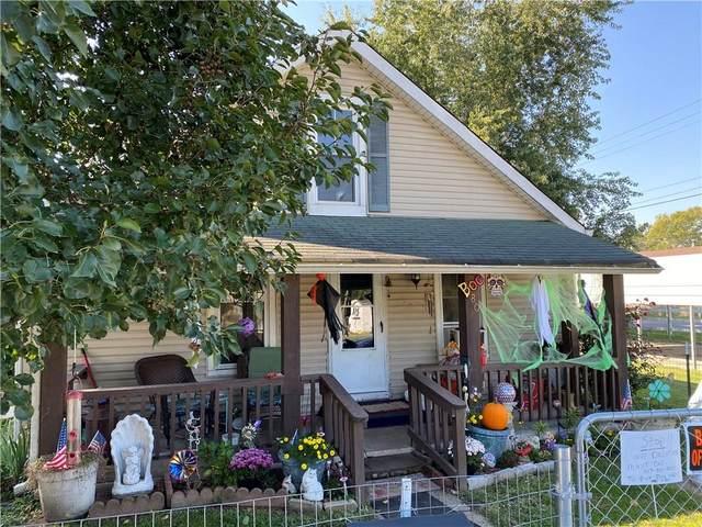 780 N Marion Street, Martinsville, IN 46151 (MLS #21818425) :: AR/haus Group Realty
