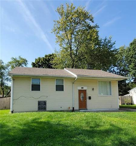 3904 Arborcrest Drive, Indianapolis, IN 46226 (MLS #21818439) :: Ferris Property Group