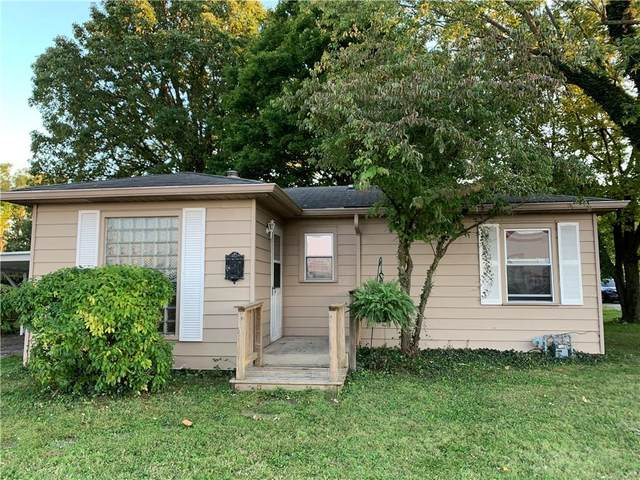 2321 E 45th Street, Indianapolis, IN 46205 (MLS #21818443) :: JM Realty Associates, Inc.
