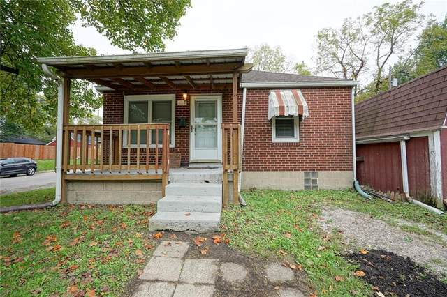 1237 E Pleasant Run Parkway South Drive, Indianapolis, IN 46203 (MLS #21818452) :: Pennington Realty Team