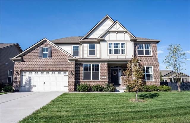 15747 Barnard Drive, Noblesville, IN 46062 (MLS #21818458) :: Heard Real Estate Team | eXp Realty, LLC