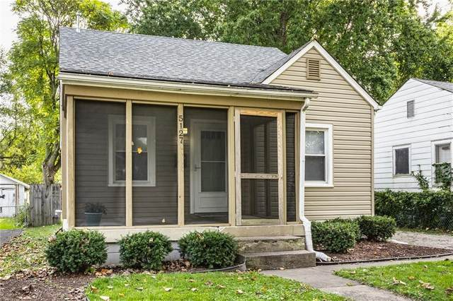 5127 Ralston Avenue, Indianapolis, IN 46205 (MLS #21818461) :: Ferris Property Group