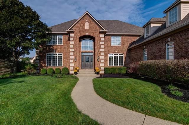 11520 Willow Ridge Drive, Zionsville, IN 46077 (MLS #21818470) :: Ferris Property Group