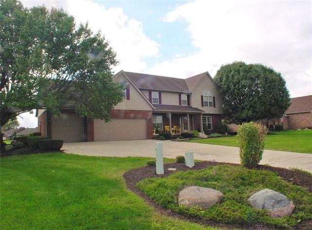 5087 W Windmill Way, New Palestine, IN 46163 (MLS #21818487) :: The Indy Property Source