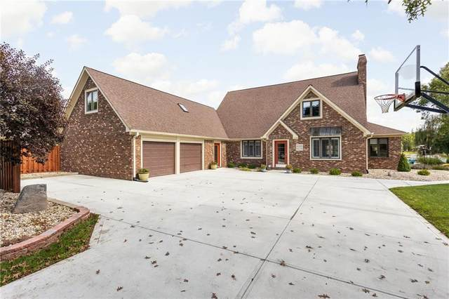 8333 Hill Gail Drive, Indianapolis, IN 46217 (MLS #21818507) :: Mike Price Realty Team - RE/MAX Centerstone