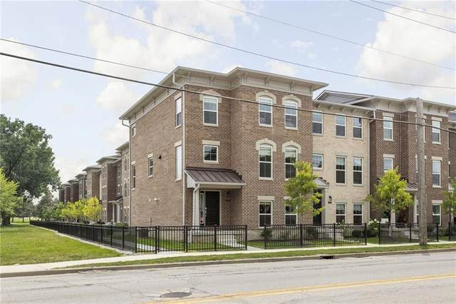 915 E 16th Street, Indianapolis, IN 46202 (MLS #21818515) :: Mike Price Realty Team - RE/MAX Centerstone