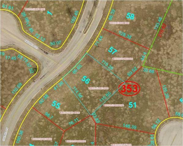 Lot 56 Sawmill Lane, Muncie, IN 47304 (MLS #21818516) :: The ORR Home Selling Team