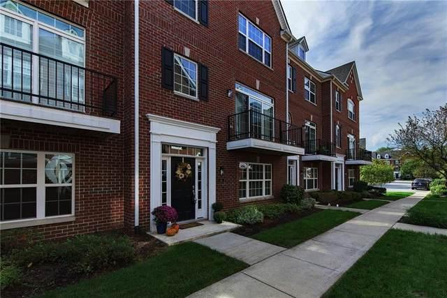66 Monon Lane, Carmel, IN 46032 (MLS #21818520) :: JM Realty Associates, Inc.