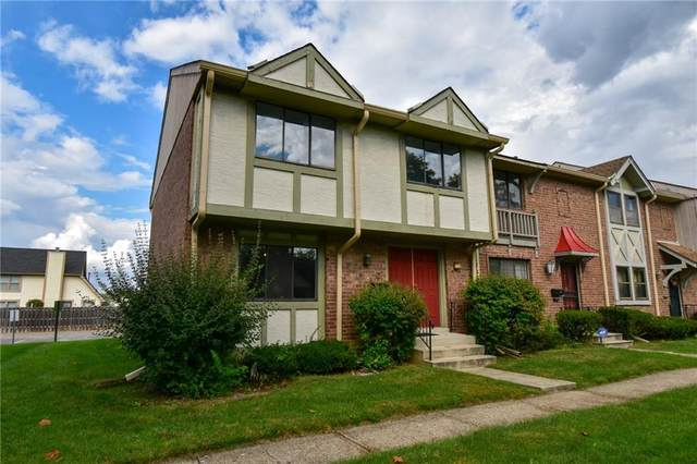8027 E 20th Street, Indianapolis, IN 46219 (MLS #21818523) :: JM Realty Associates, Inc.