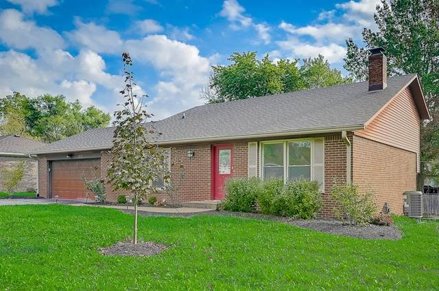 373 Heritage Drive, Danville, IN 46122 (MLS #21818538) :: The Indy Property Source