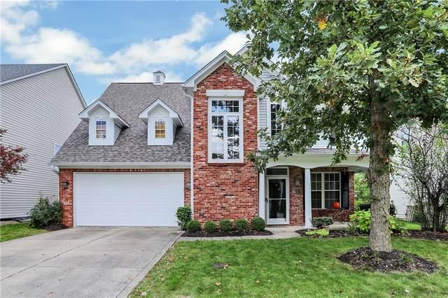 14505 Baldwin Lane, Carmel, IN 46032 (MLS #21818542) :: Ferris Property Group