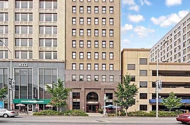 110 E Washington Street #402, Indianapolis, IN 46204 (MLS #21818553) :: Ferris Property Group