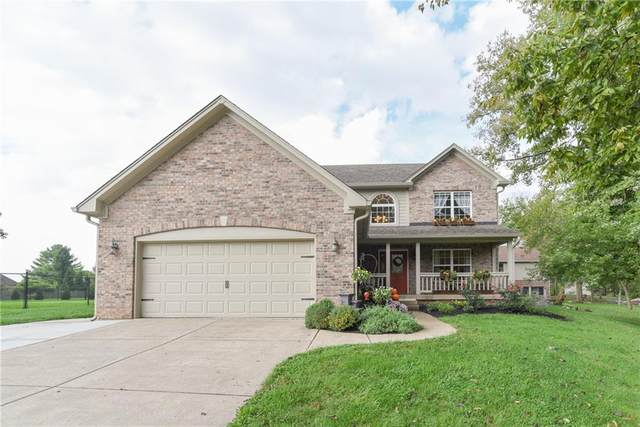 7002 Bloomfield Drive E, Indianapolis, IN 46259 (MLS #21818588) :: AR/haus Group Realty