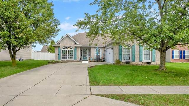 6350 E Runnymede Court, Camby, IN 46113 (MLS #21818592) :: Dean Wagner Realtors
