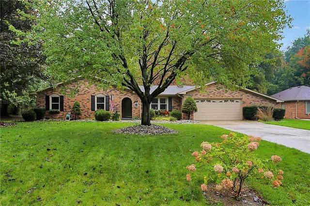 305 Oak Boulevard Drive S, Greenfield, IN 46140 (MLS #21818598) :: Ferris Property Group