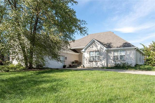 2580 S Parkview Drive, New Palestine, IN 46163 (MLS #21818626) :: RE/MAX Legacy