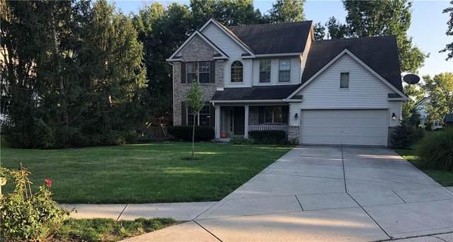 10431 Fox Creek Lane, Fishers, IN 46038 (MLS #21818635) :: JM Realty Associates, Inc.