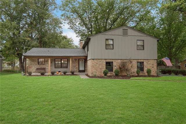 7304 N Audubon Road, Indianapolis, IN 46250 (MLS #21818651) :: Mike Price Realty Team - RE/MAX Centerstone