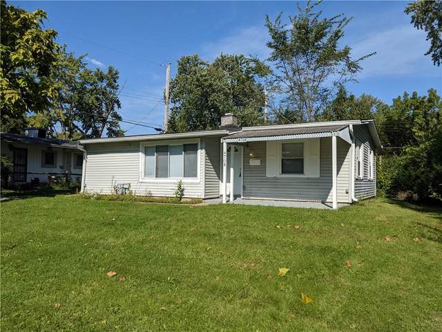 4708 Thrush Drive, Indianapolis, IN 46222 (MLS #21818672) :: Mike Price Realty Team - RE/MAX Centerstone