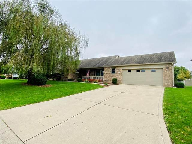 1103 Executive Drive, Shelbyville, IN 46176 (MLS #21818680) :: JM Realty Associates, Inc.