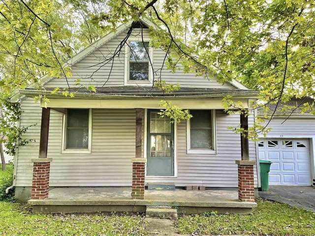 716 N 14th Street, New Castle, IN 47362 (MLS #21818685) :: HergGroup Indianapolis