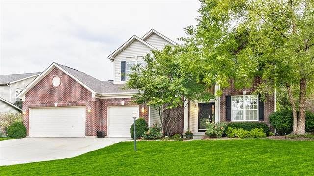 8606 Nolan Drive, Fishers, IN 46038 (MLS #21818706) :: RE/MAX Legacy