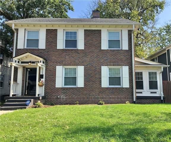 3263 Central Avenue, Indianapolis, IN 46205 (MLS #21818711) :: JM Realty Associates, Inc.