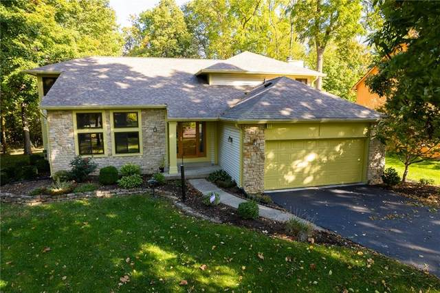 3230 Amherst Drive, Indianapolis, IN 46268 (MLS #21818713) :: The Indy Property Source