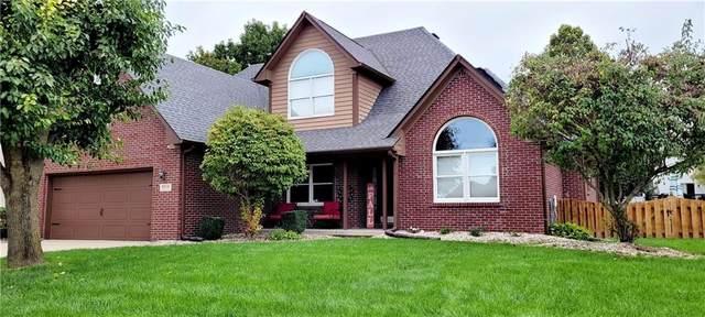 6658 Woodcrest Drive, Avon, IN 46123 (MLS #21818725) :: Ferris Property Group