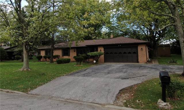 2847 S Irwin Street, Indianapolis, IN 46203 (MLS #21818731) :: Mike Price Realty Team - RE/MAX Centerstone