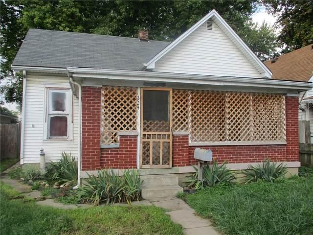 324 S Hamilton Avenue, Indianapolis, IN 46201 (MLS #21818744) :: Ferris Property Group