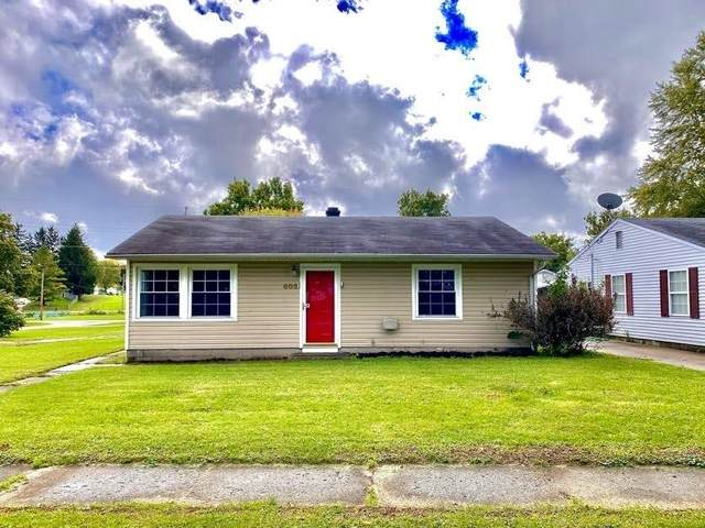 603 Lonsvale Drive, Anderson, IN 46013 (MLS #21818749) :: RE/MAX Legacy