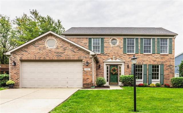 11967 Glen Cove Drive, Indianapolis, IN 46236 (MLS #21818762) :: Pennington Realty Team