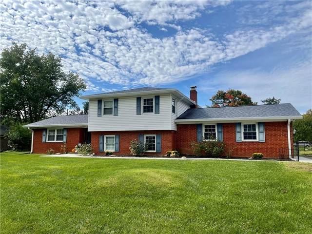628 Wallbridge Drive, Indianapolis, IN 46241 (MLS #21818775) :: Heard Real Estate Team | eXp Realty, LLC