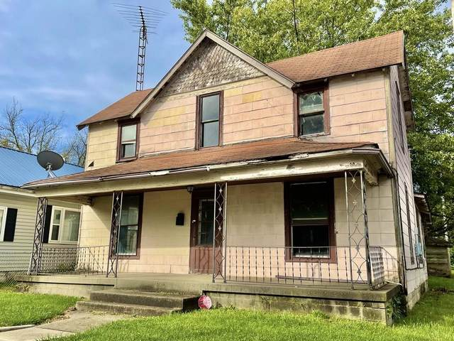 1303 S 18th Street, New Castle, IN 47362 (MLS #21818793) :: RE/MAX Legacy