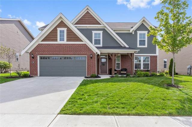 6457 W Clearview Drive, Mccordsville, IN 46055 (MLS #21818795) :: Quorum Realty Group