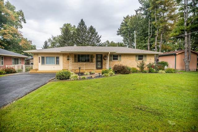 822 Gary Drive, Plainfield, IN 46168 (MLS #21818819) :: Ferris Property Group